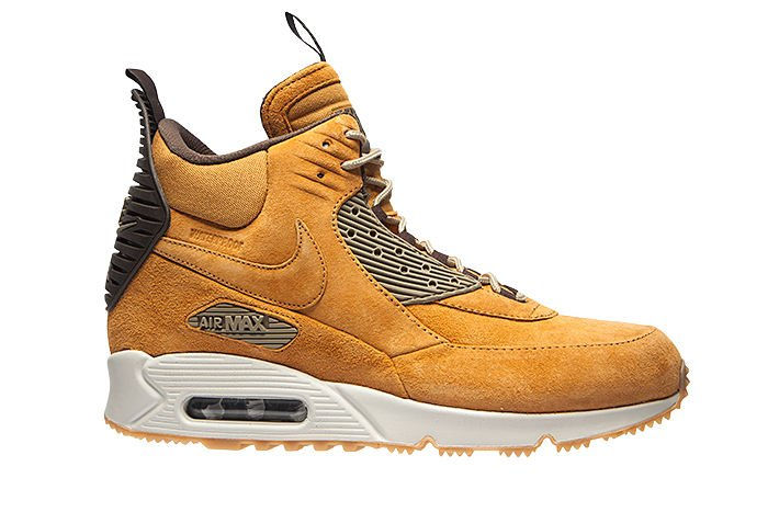 Nike Air Max 90 Sneakerboot Winter - Wheat