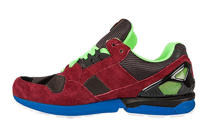 basket adidas zx 9000