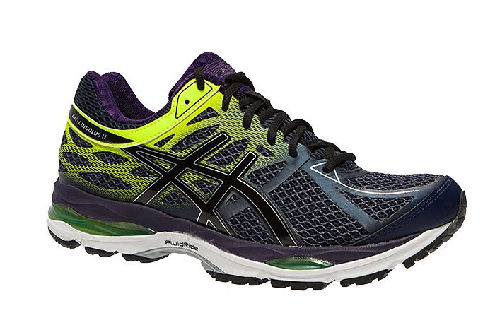 asics gel cumulus 14 pronation of the foot