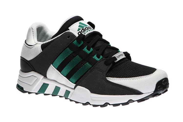 Adidas Equipment 'EQT' Support 93 17 White Turbo Review and On