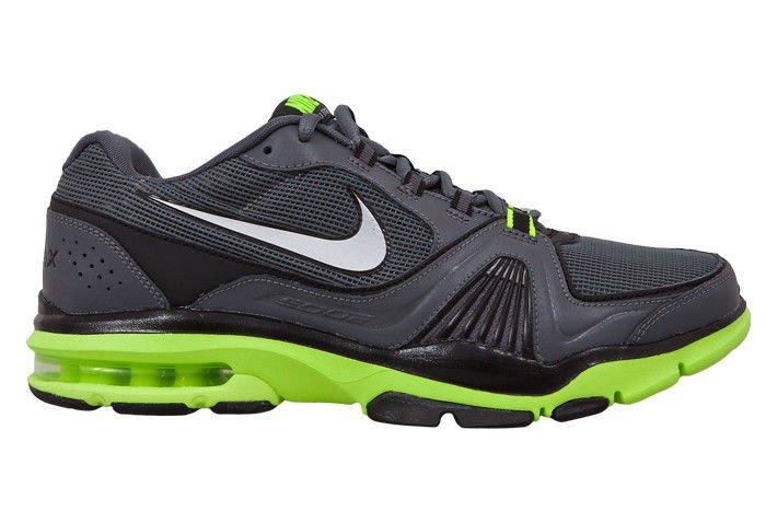 los angeles 9563d 672a2 Nike Air Max Edge 11+ LTR - Mens Cross Training Shoes - Black White