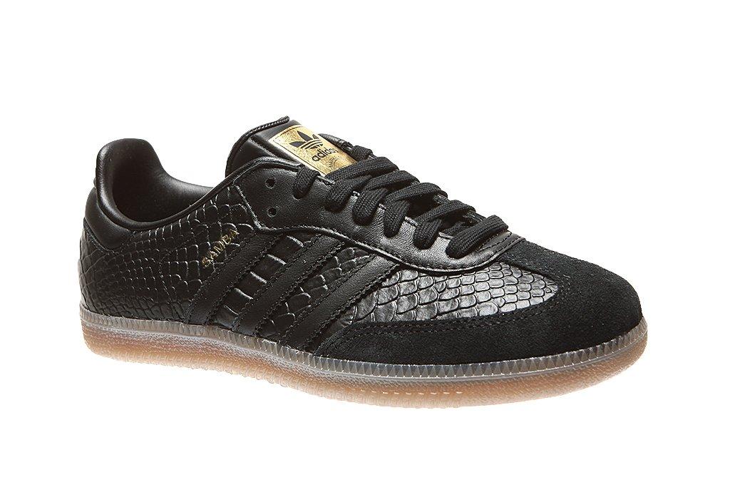 Adidas Samba Schuh BZ0620 Frauen Originals Schwarz