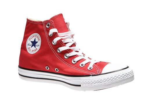 Chuck Taylor All Star Hi Kids Red
