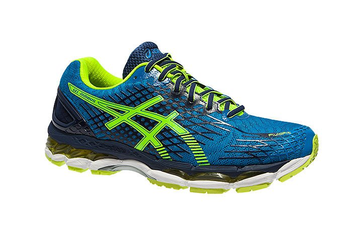 asics gel nimbus 17 electric blue