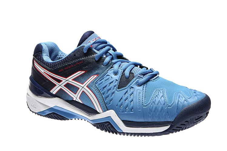 805b2ae8632f Asics Gel Resolution 6 Clay E553Y-4701 E553Y-4701 E-MEGASPORT.DE