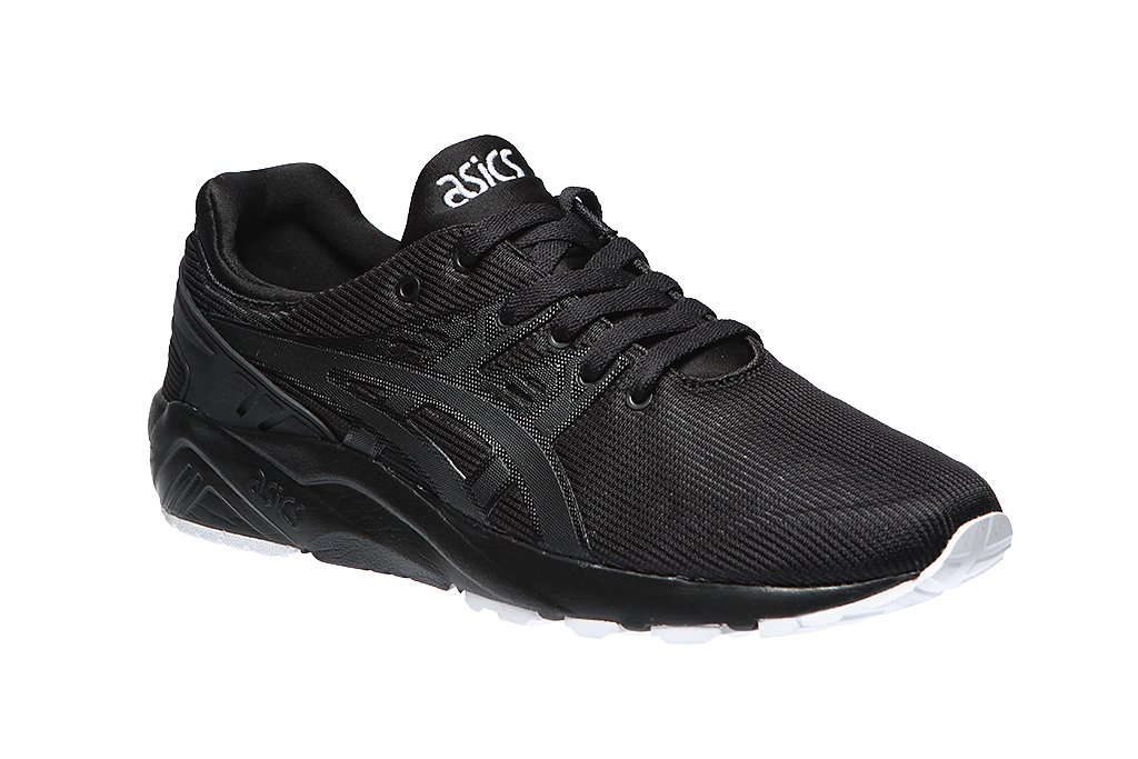 ASICS | Gel Kayano Trainer Evo Black Monochrome On feet