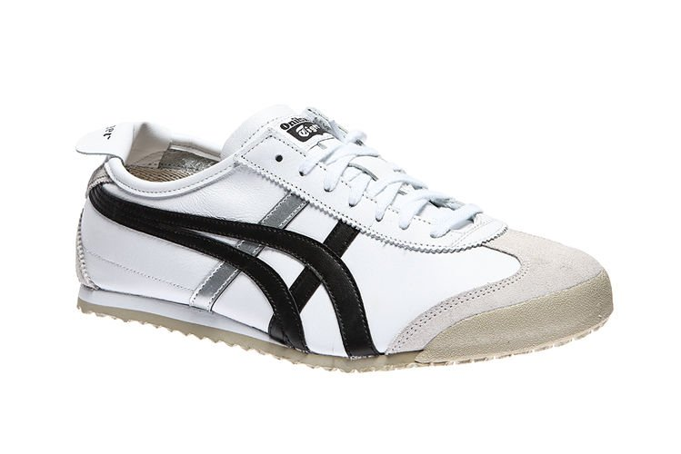 Onitsuka Tiger Mexico 66 Chaussures Baskets Lo Noir Noir nAaFdYG