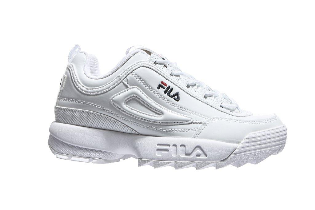 Sneakers FILA Disruptor P Low Wmn 1010746.1FG White