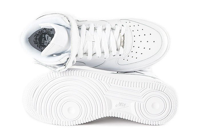nike air force white black sign lacquer