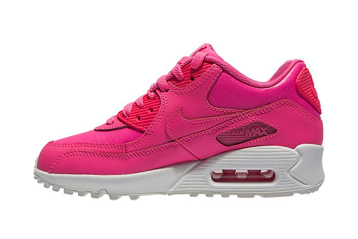 the best attitude f4144 dcb03 Nike Air Max 90 Ltr (GS) 724852-600 .