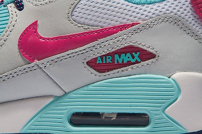 100% authentic 1c4ab 3de4e ... Nike Air Max 90 Mesh (PS) 724856-102 ...