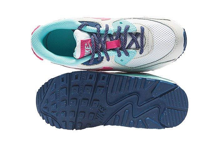 low priced 3d5bb f0dbf ... Nike Air Max 90 Mesh (PS) 724856-102