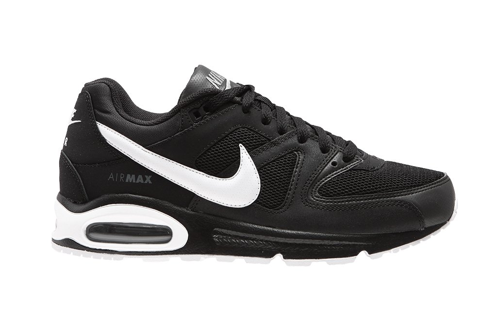 Nike Air Max Command Women's Shoe Black