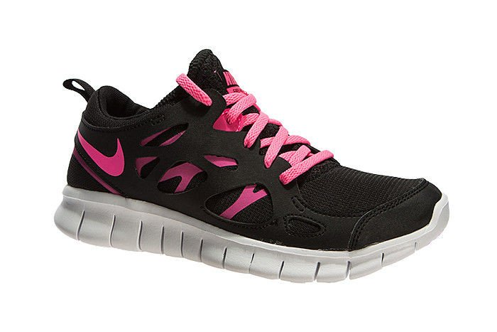 nike free run 2.0 (gs) junior running shoes - sp1434paka