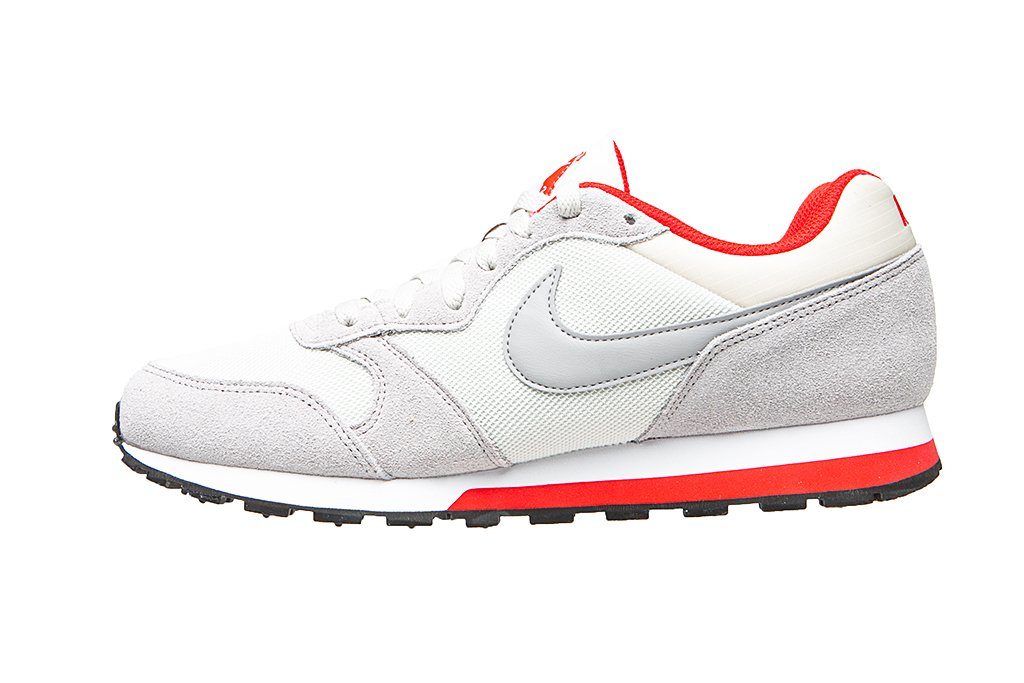 Rote NIKE Sneaker MD RUNNER 2 WMNS