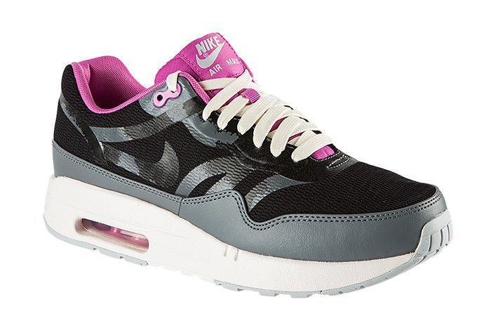 new product 45e9b 89f4d Nike Wmns Air Max 1 CMFT PRM Tape 599895-006 ...