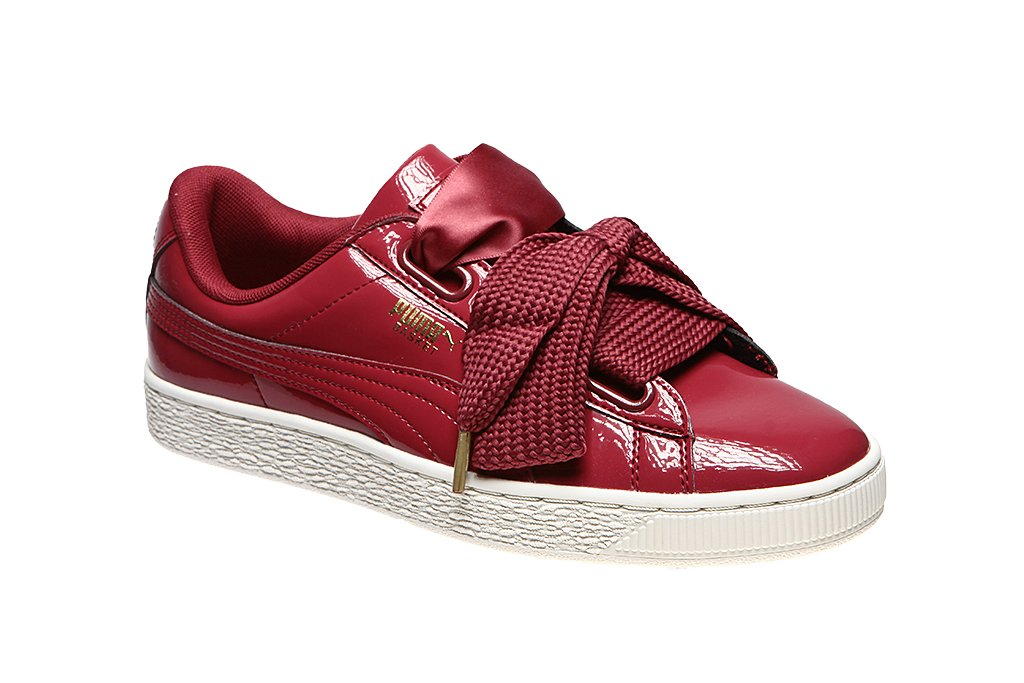 Puma Basket Heart DE Wn s art.364082 03 Red - tualu.org b59b66b713f