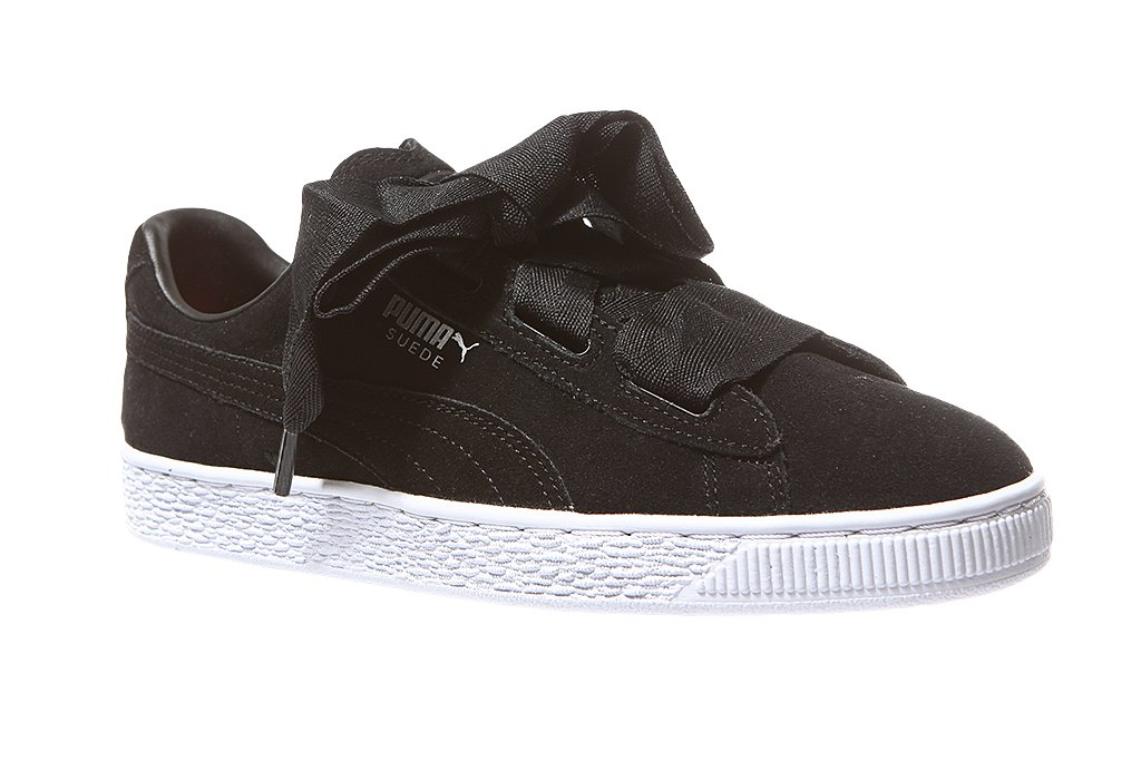 sports shoes 05365 a4708 Puma Suede Heart Valentine Jr 365135-02