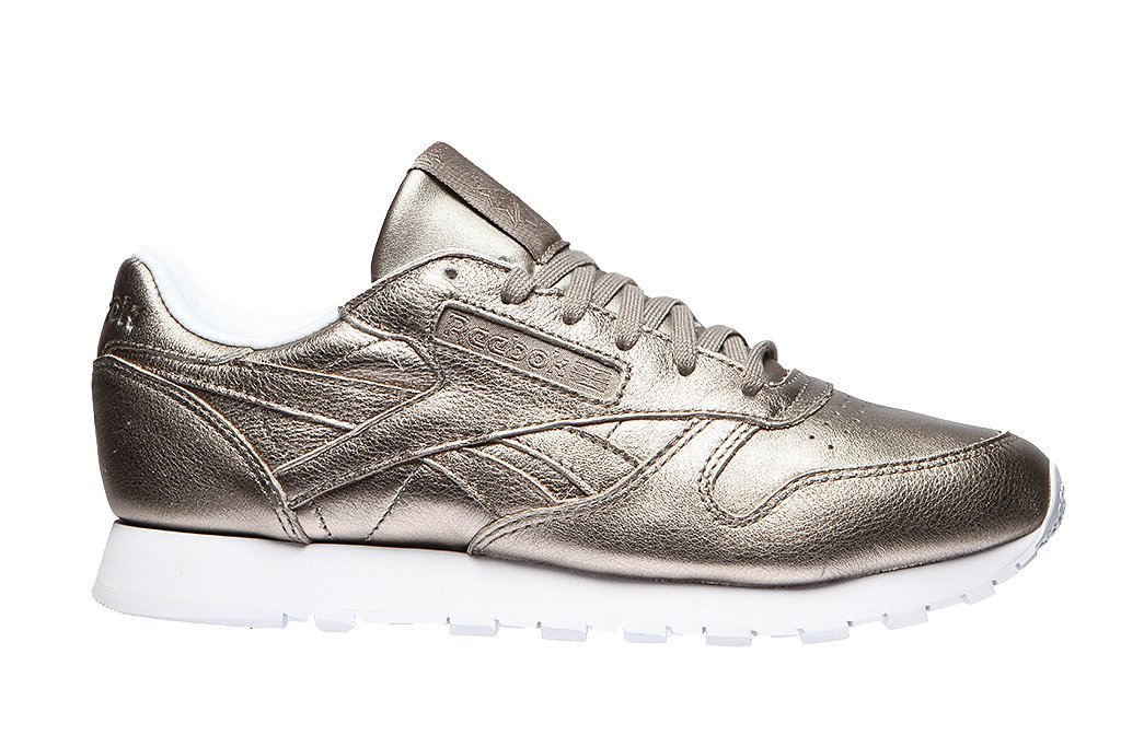 Bs7898 Melted Metal Pearl Gold Metallicgrey Women's Classic