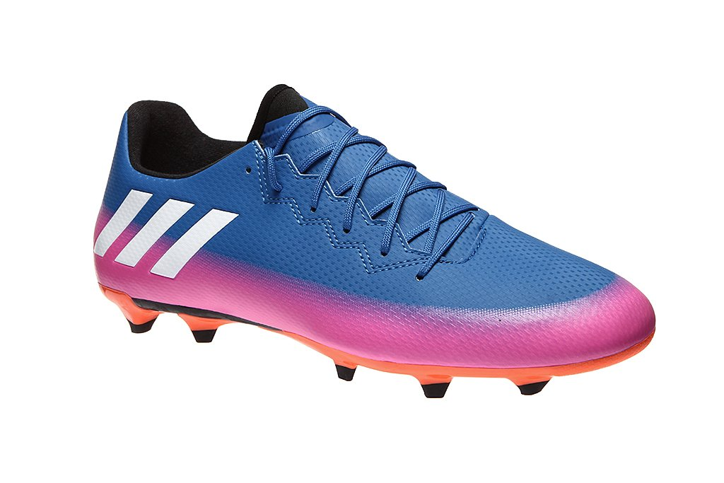 879b1ad39a430 ... 16-3 FG Football Boots Green Black  adidas Messi 16.3 BA9021 .