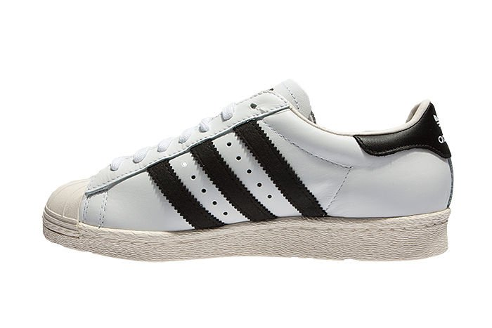 AQ8333 Men's adidas Originals Superstar Grid White Black Scored