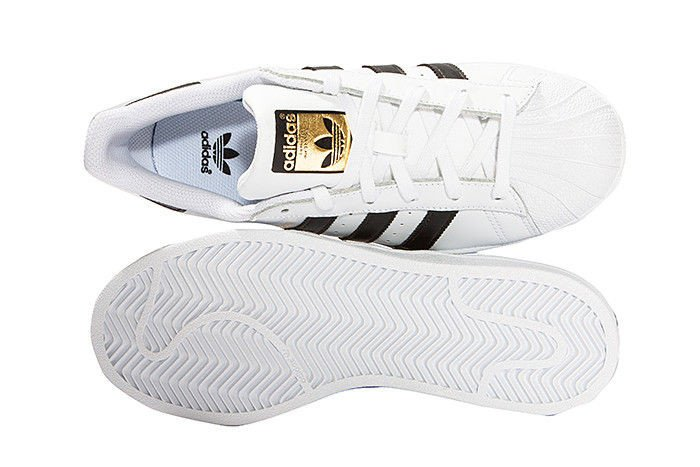 adidas White Superstar Shoes Foundation adidas PT