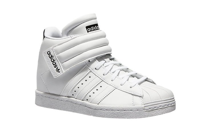 Adidas Superstar Up White S76405