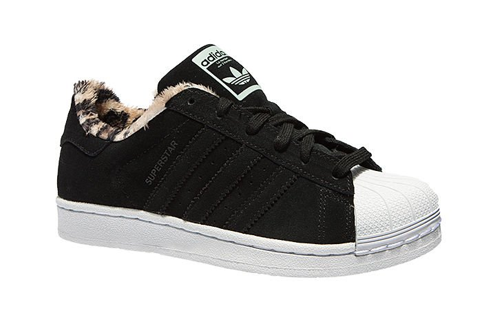 adidas superstar w negras