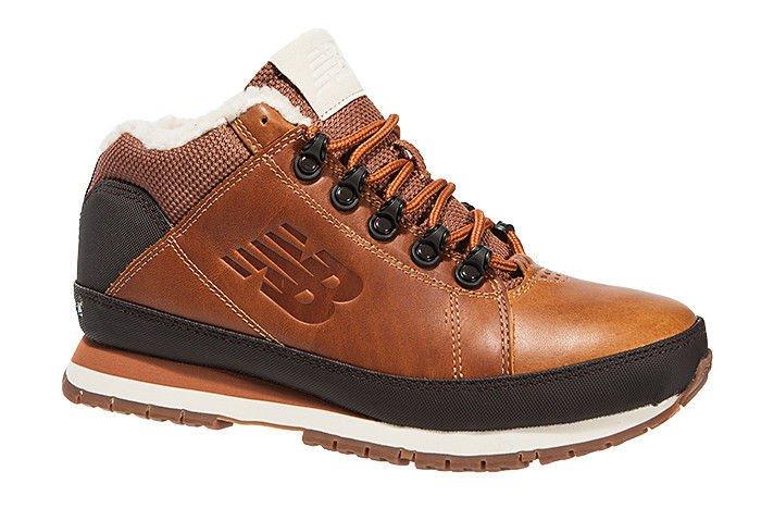 Braun New Balance H754LFT gefütterte Herren Winter Sneaker H754LFT E ... 826fde1b5a3b6