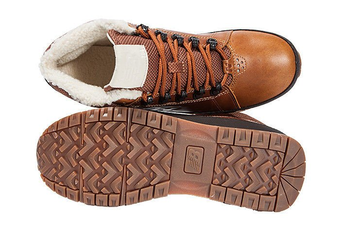 Braun New Balance H754LFT gefütterte Herren Winter Sneaker H754LFT E ... c95f00cacf