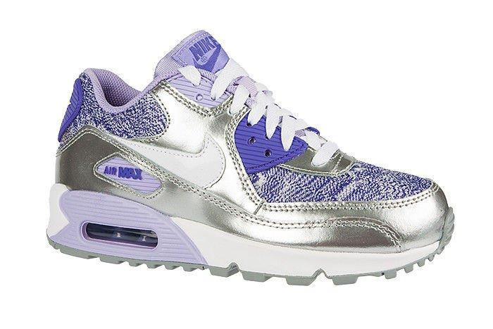 Nike Air Max 90 2007 Gs 345017 502 345017 502 E Megasport De