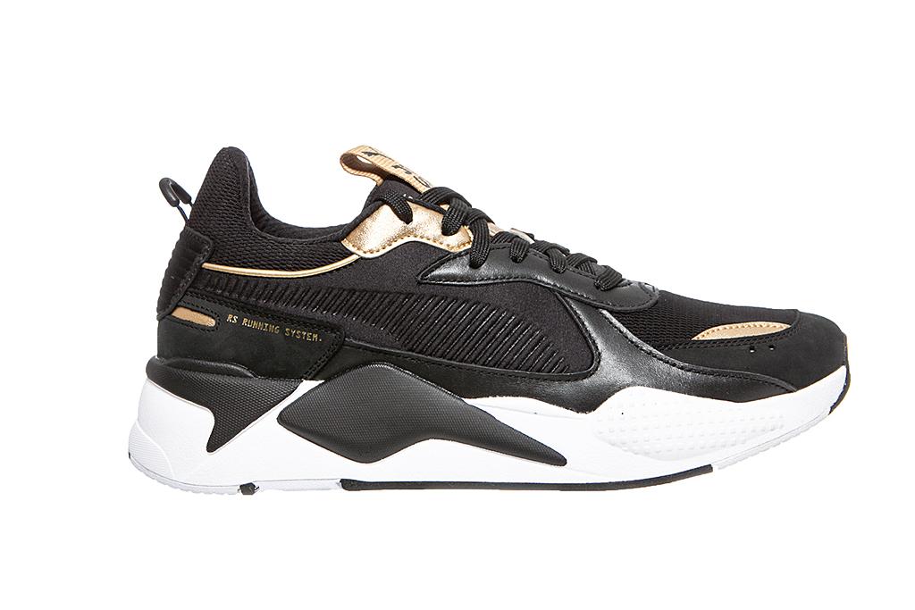 Sneakers PUMA Rs X Trophy 369451 01 Puma BlackPuma Team Gold