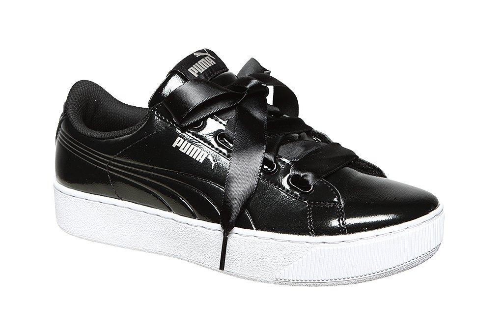 Sneakers PUMA - Vikky Platform Ribbon P 366419 01 Puma Black/Puma Black T2bG8V