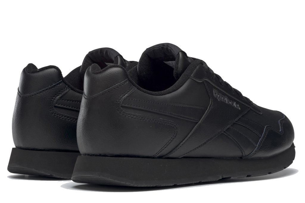 Reebok ROYAL GLIDE V53959 Herren Schuhe Schwarz Sneaker Sportschuhe Freizeit