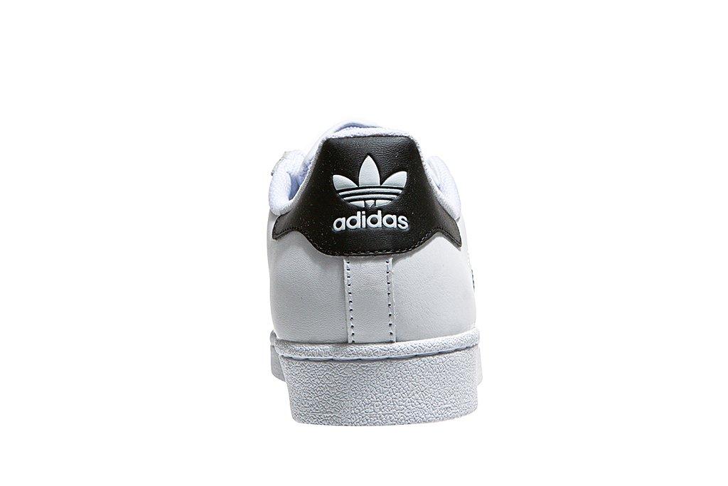 adidas Superstar Turnschuhe (Weiß) C77153  