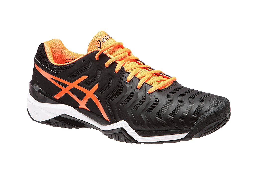 Asics Gel Resolution 7 Black