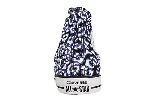 Converse Chuck Taylor All Star Multi Panel Hi - Animal Print 542480F