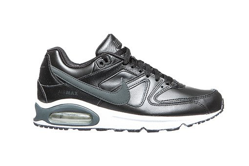 Details about New NIKE Air Max Command Leather Mens black gray all sizes