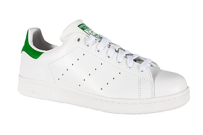 adidas originals stan smith bambino verde