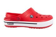 Crocs Crocband II.5 Clog Red/Navy 12836-639